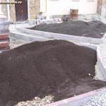 27. Устройство почвогрунта с просеиванием