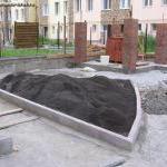 29. Устройство почвогрунта с просеиванием